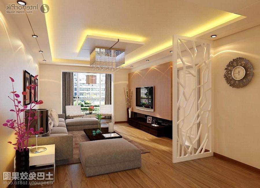 Потолок дизайн зонирование