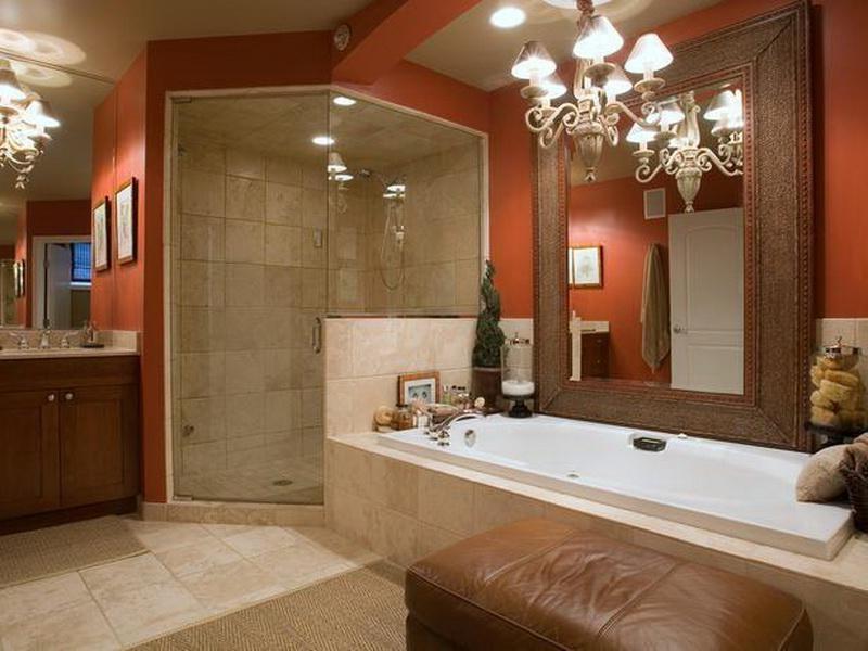 Country Bathroom Design Photos