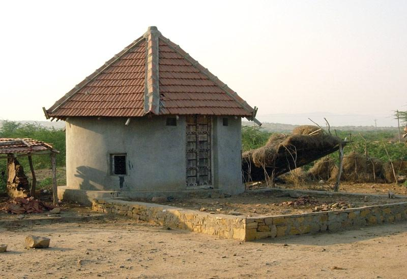 Photos Of Rural Houses In India
