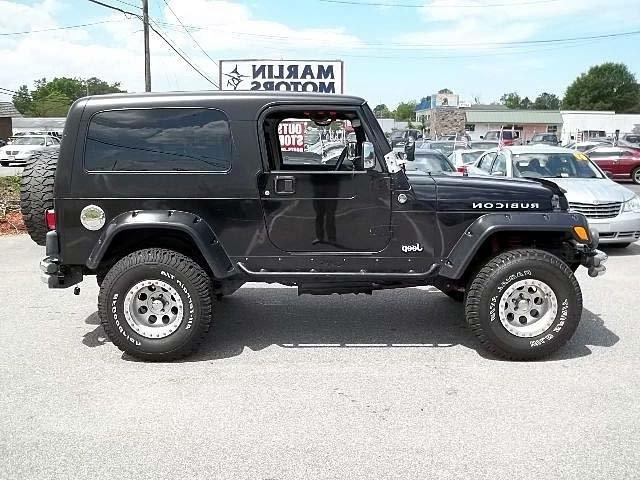2005 Jeep Wrangler Unlimited Rubicon Virginia Beach, Va