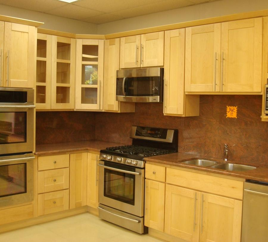 Natural Maple Kitchen Cabinets: Natural Maple Kitchen Cabinets Photos