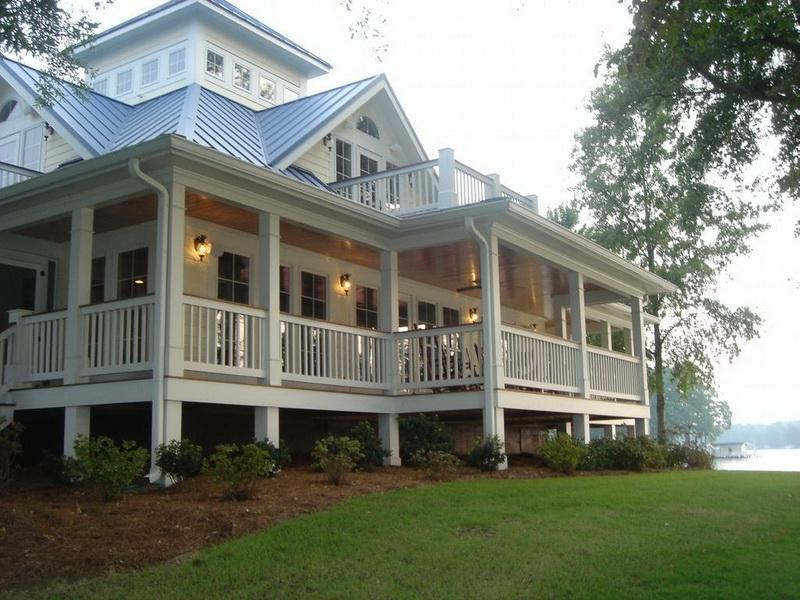 House Plans With Wrap Around Porches And Photos