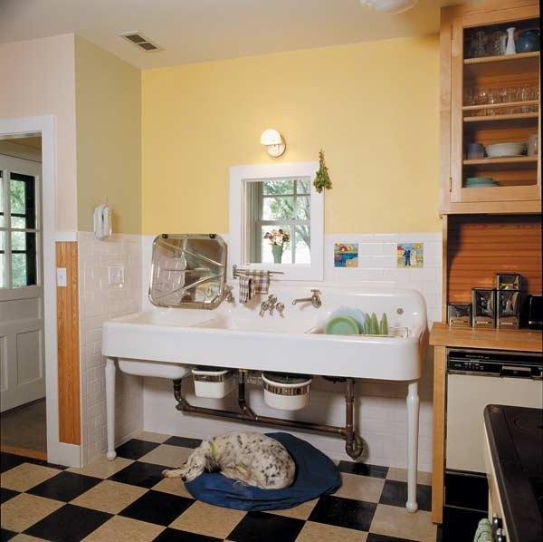 excellent 1930s kitchen | 1930s kitchen design photos