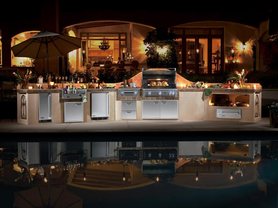 Photos Of Luxury Outdoor Kitchens