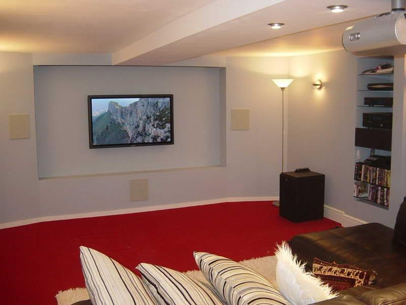 low basement ceiling ideas u0026middot; inexpensive basement...