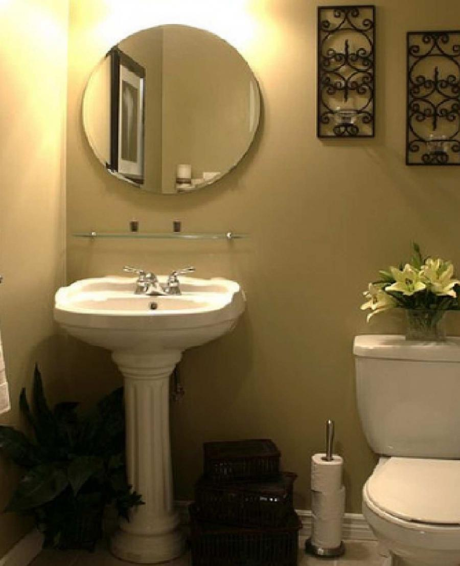Bathroom designs photos for small spaces for Bathroom ideas photo gallery small spaces