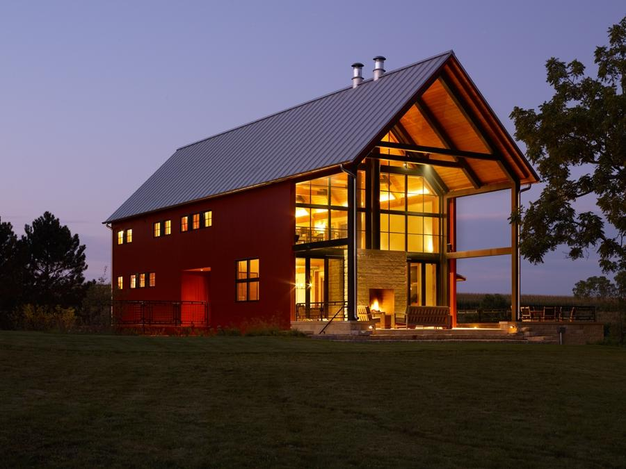 Interior photos of pole barn homes for Pole barns homes