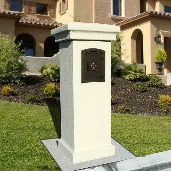 Brick Mailbox Plans