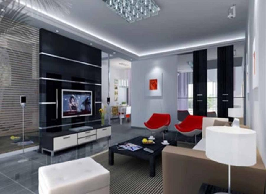 Trendy Living Room Interior Designs