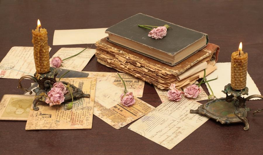 Книги со стариннымиами