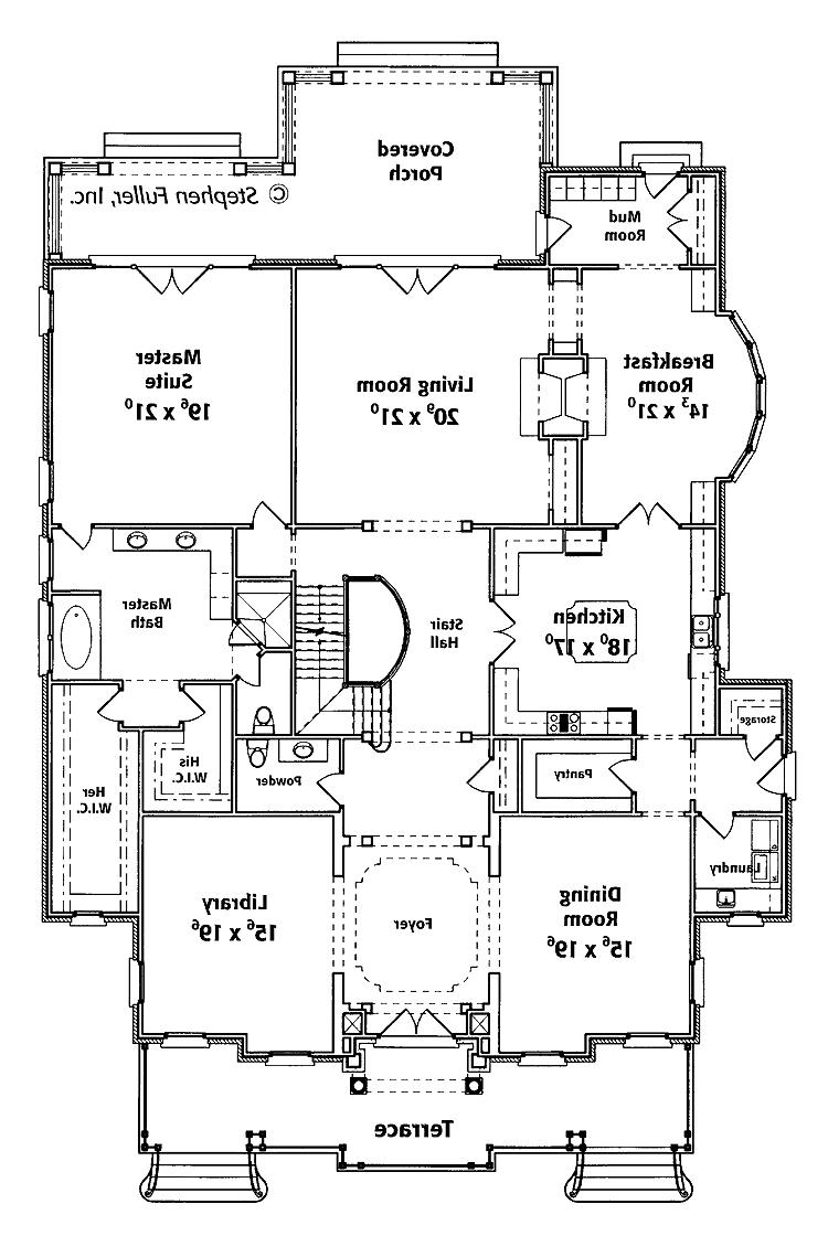 English house plans with photos for English country manor house plans