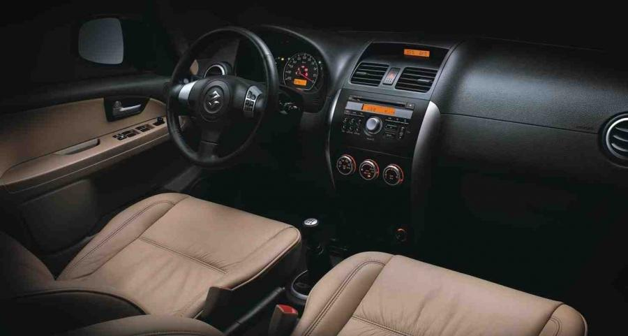 Maruti sx4 interior exterior photos