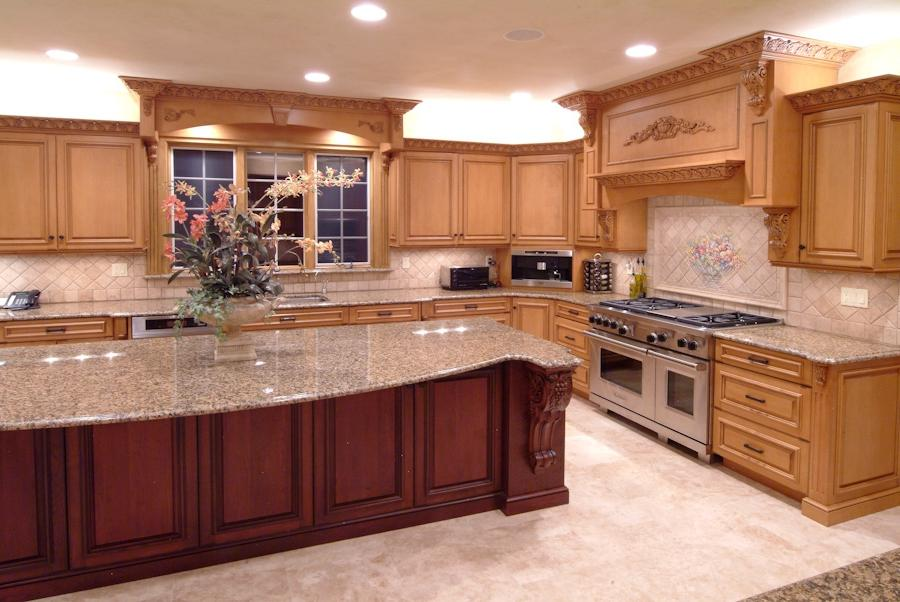 New Jersey custom kitchen designs by Kevo development bring easy...