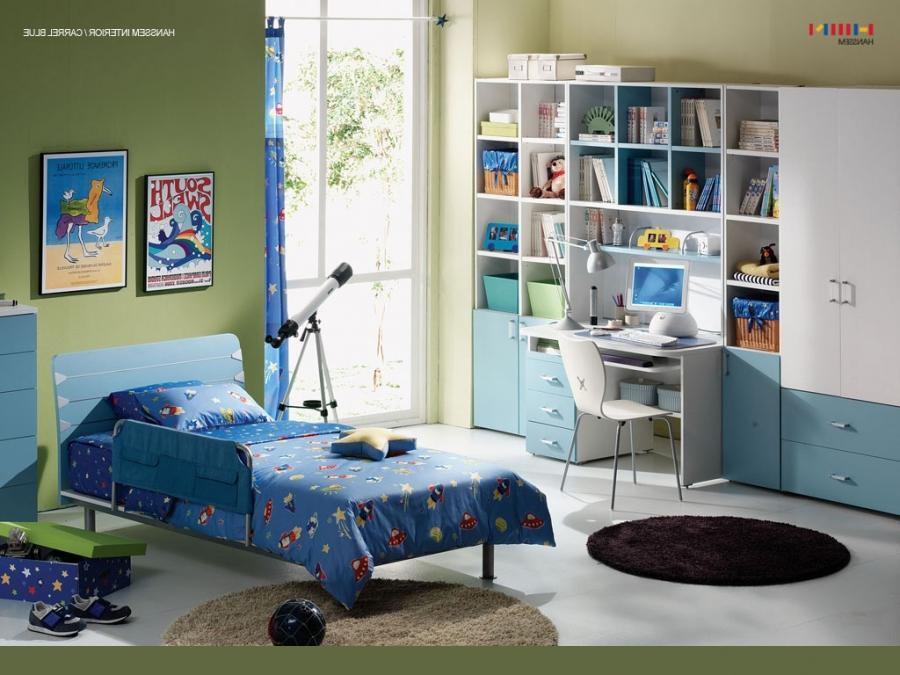 Kids bedrooms designs photos for Children bedroom designs india