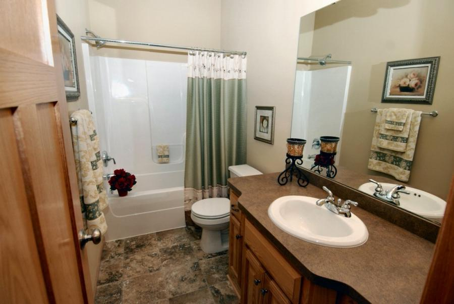 Looking Extraordinary Spacious Bathroom Decoration Picture listed...