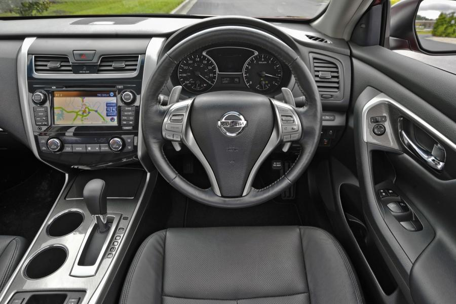 2005 Nissan Altima Interior Automatic First Drive 2013 Nissan.