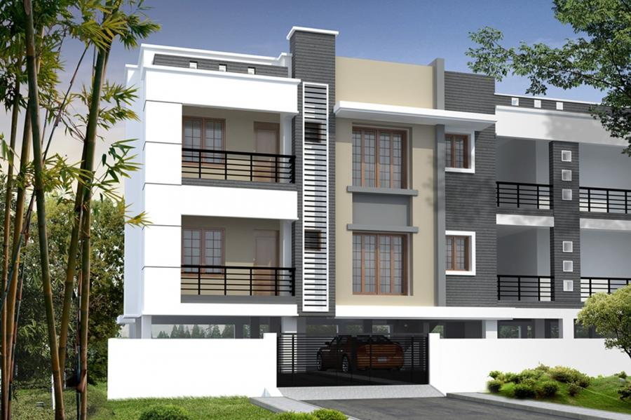 2 Bhk Residential Flat For Sale At Puzhuthivakkam In Chennai, 810...