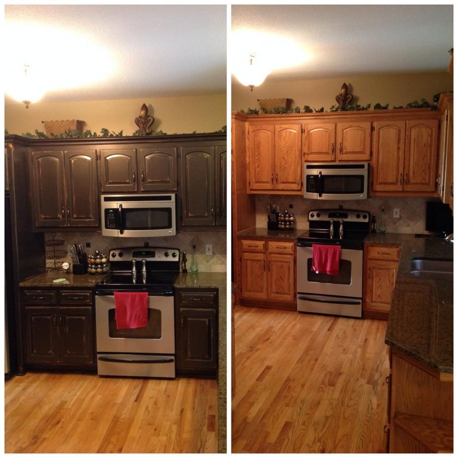Faux Paint Kitchen Cabinets: Faux Finish Kitchen Canet Photos
