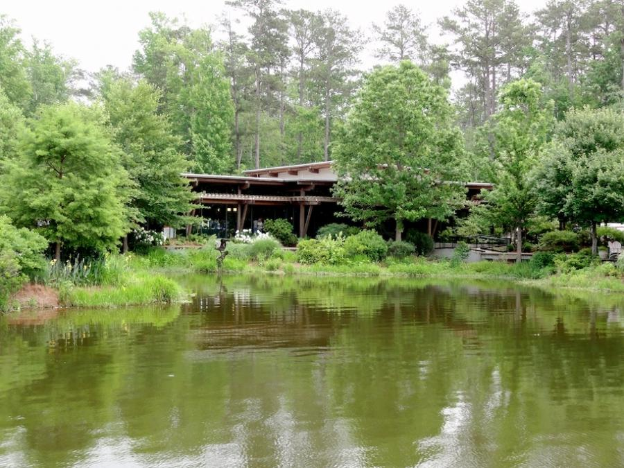 Photos of callaway gardens for Callaway gardens treetop adventure
