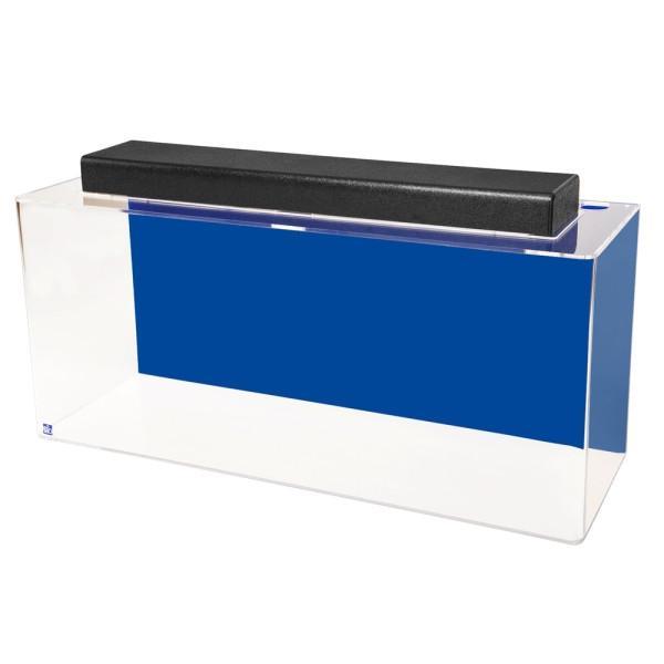 Aquarium combos photo rectangular seaclear for 50 gallon fish tank hood