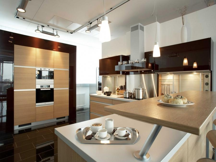 Nice kitchen designs photo for Nice modern kitchens