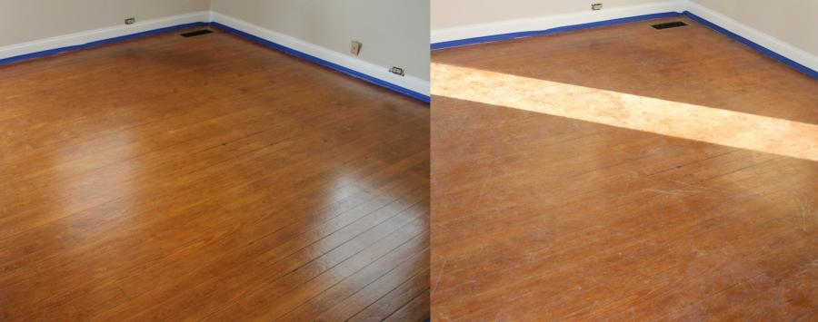 Before And After Photos Of Hardwood Floors