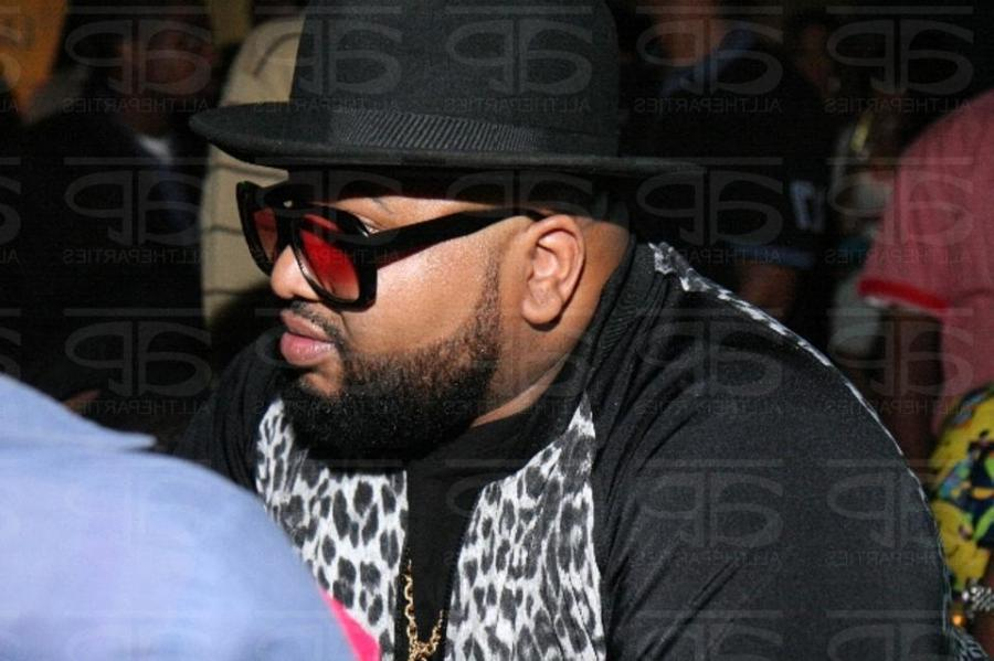 Wed, Apr 25 12, Jazze Pha Exclusive BDay Party at Aurum Lounge