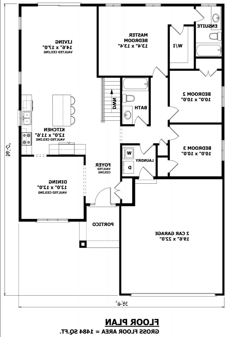 Bungalow house plans with photos canada for Canadian home designs floor plans