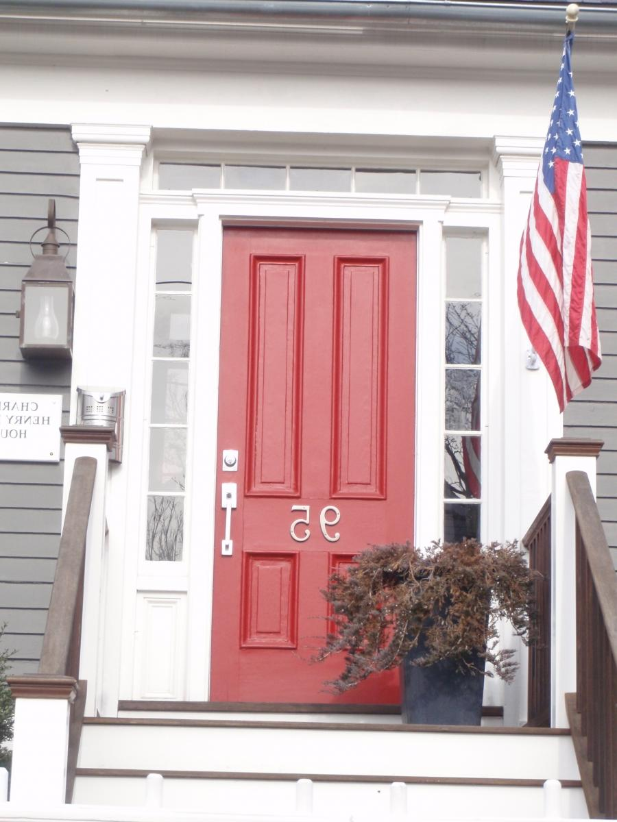 Colonial Home Front Doors Photos