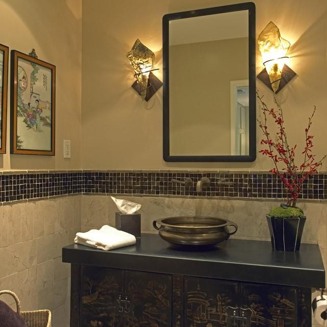 Asian bathroom designs photos for Asian bathroom decorating ideas