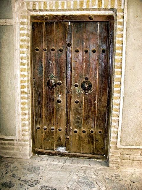 Persian doors are doors to a new world of aesthetic experience....