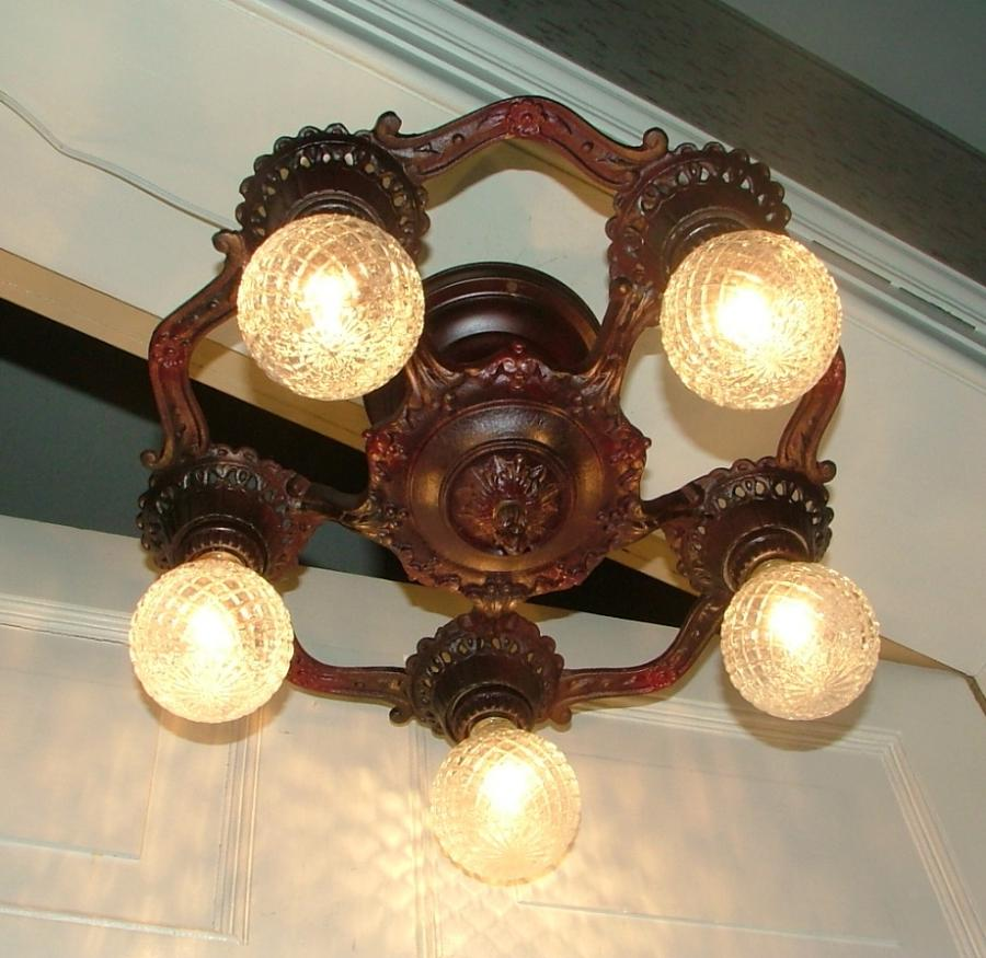 1920u Ceiling Light Fixtures