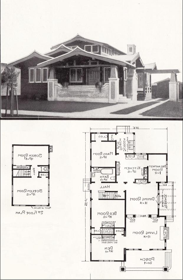 Asian house plans with photos for Chinese house plans