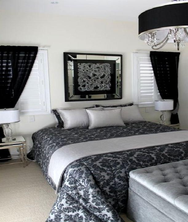 bedroom design French interior designer