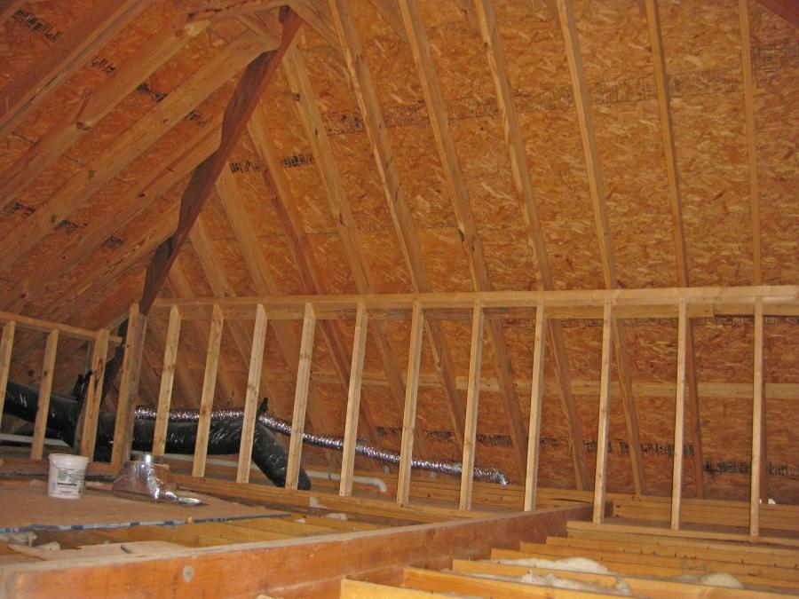 ... an attic remodel. He or she will be able to review the...