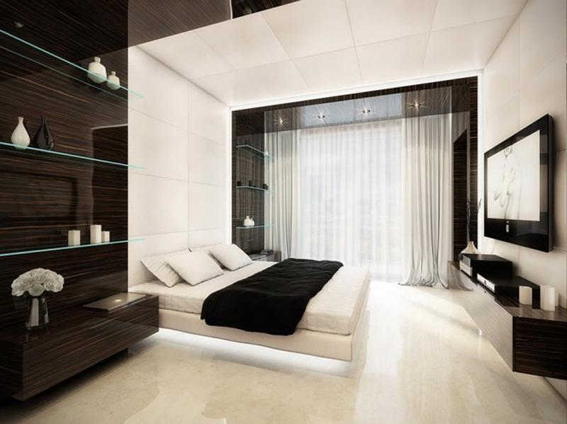 Cohesive Home Interiors Design Shaped by Geometrix: Bedroom...