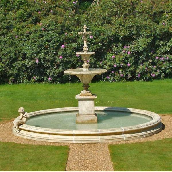 Garden Water Fountains Photos