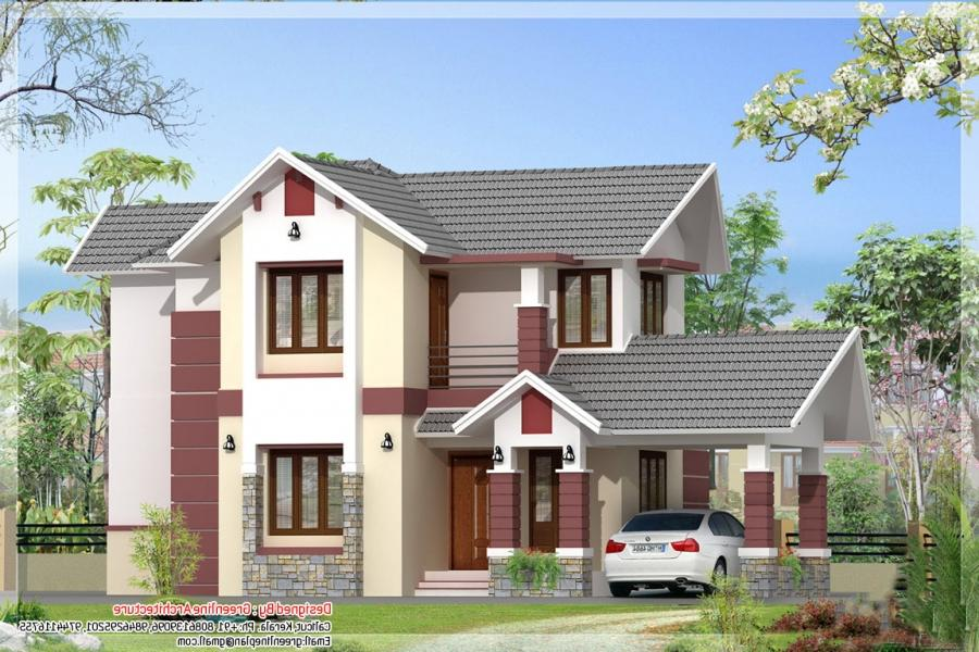 Beautiful kerala house plans with photos for Kerala home plans with estimate