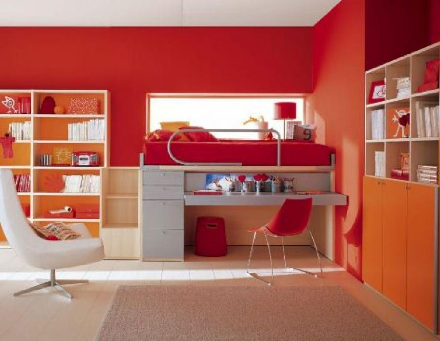 Interior Design Kids Bedroom Photos