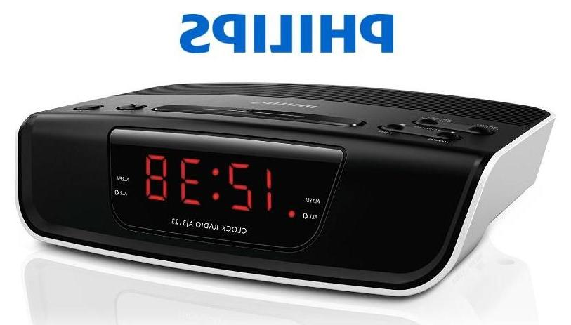 phillips digital photo alarm clock. Black Bedroom Furniture Sets. Home Design Ideas