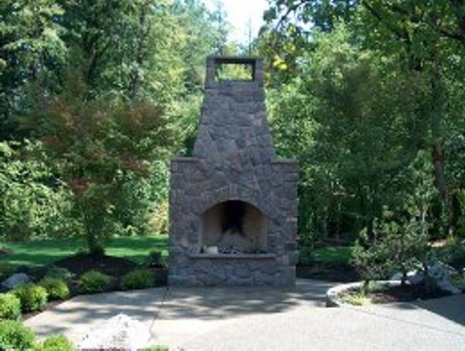 Picture 1 Of 5 Outdoor Fireplaces And Fire Pits Photo Source