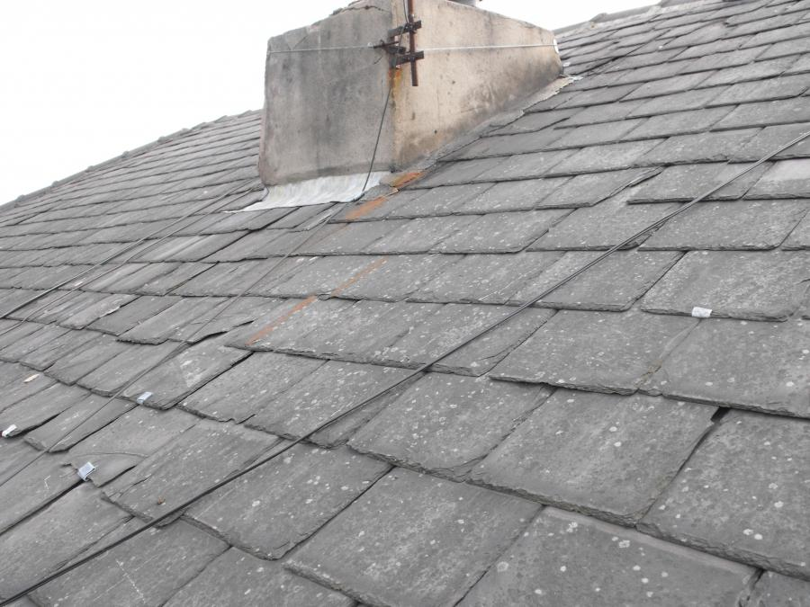 Charlotte Roofing Specialists Slate roof photos
