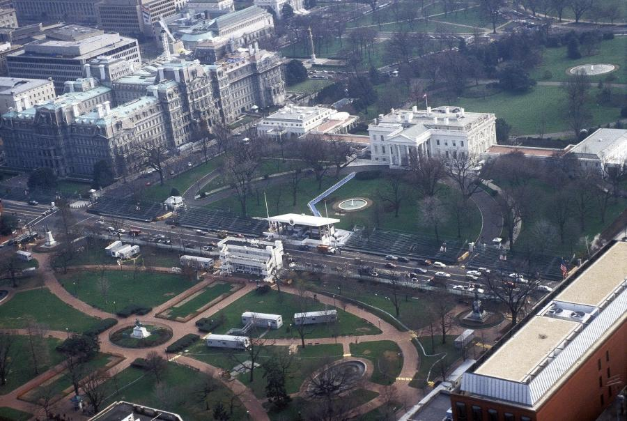 File:Aerial Photography William J Clinton Presidential...