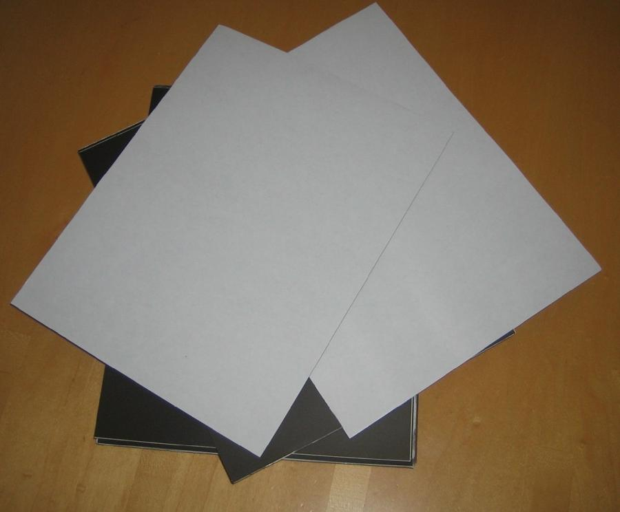 how to laminate paper at home without a machine