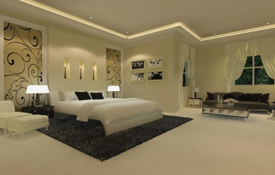 Exquisite Tone For Fresh Concept For Uae Bedroom Interior Design...