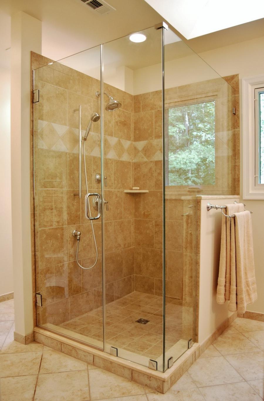 Frameless Glass Shower Doors Photos