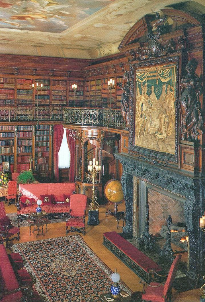 Biltmore House Interior Photos