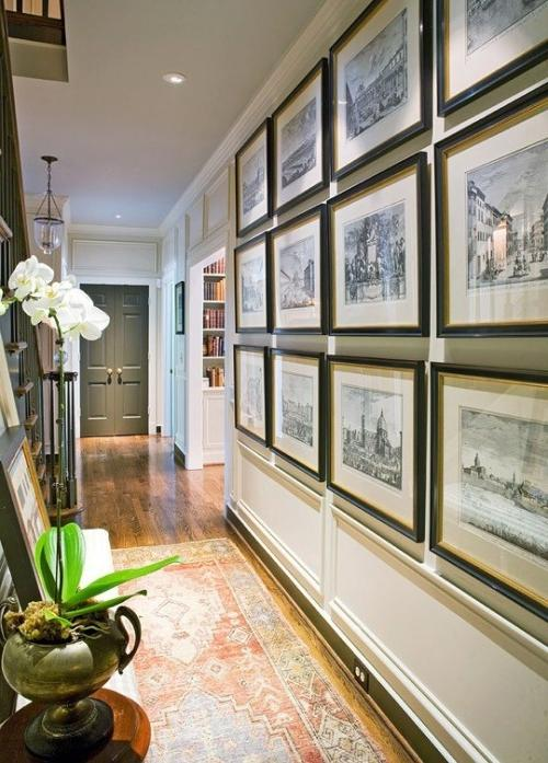 the fancy life: Guest Post -- Inspiration: Hallway