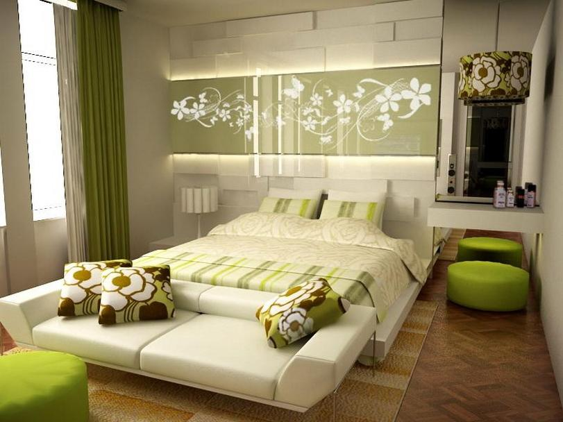 Artistic Plan For Luxurious Classic Bedroom Decor