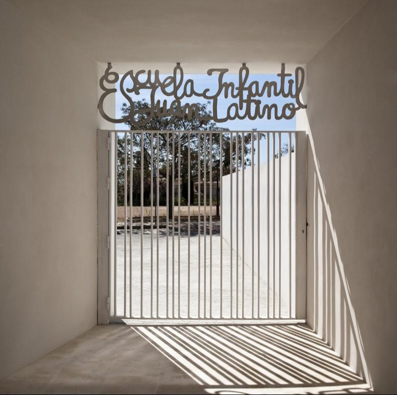 School Gate Design Photo